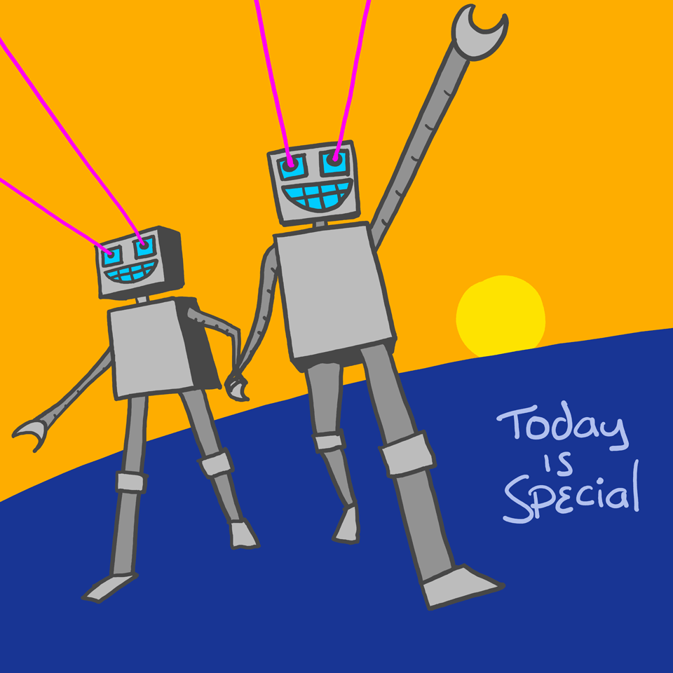 today is special